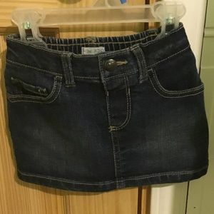 Girls Denim Skirt 18-24 Mths. The Children's Place
